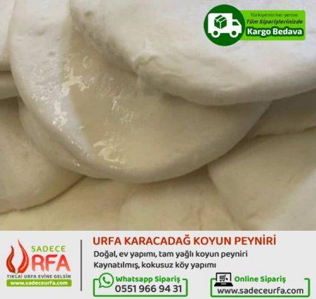 Karacadağ Koyun Peyniri